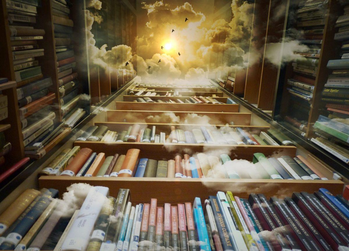 Потърси в книгата - за да откриеш в живота.